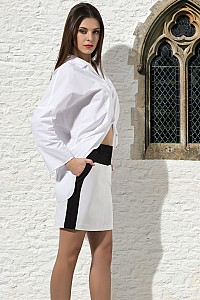Shirt: Oska </br> Skirt: Lindeberg